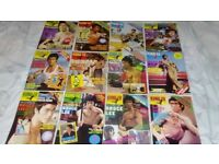 BRUCE LEE KUNG FU MONTHLIES 78 ISSUES FOR SALE