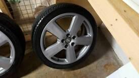 "18"" Audi RS6 alloys - *Genuine*"
