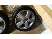 "18"" Audi RS6 alloys - *Genuine*"