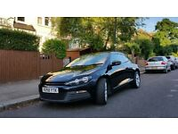 Much loved Scirocco reluctantly sold.