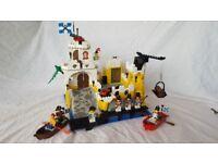 Lego Pirates 6276 Eldorado Fortress. 100% complete. Excellent condition.