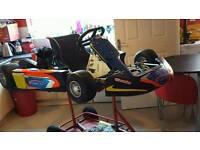 Kx cr rm Yz tkm SWOPS....Go kart 100cc Tkm formula