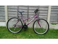 Ladies probike mountain bike