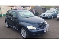 2004 CHRYSLER PT CRUISER TOURING ...2.2 LITRE DIESEL