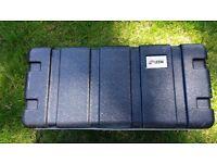 4U ABS style flight case made by Leem