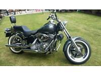Harley davidson 1450 softail 2003