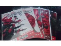 Thunderbolts 1-5 Marvel now