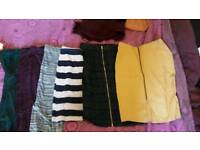 Pencil skirts x5