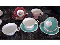 Mixed lot of lovely china items including Wedgewood