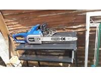 Chaine saw