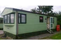 PRIVATE SALE OF STATIC CARAVAN ON QUIET & SECLUDED 12MTH HOLIDAY PARK NEAR MORECAMBE & LAKE DISTRICT