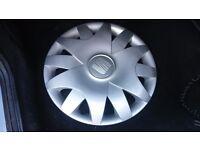Seat Alhambra/Ibiza/Leon Wheel Trims