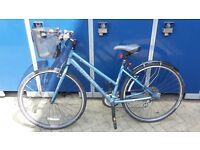 Trek female city bike