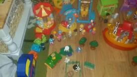 Huge early learning center little people bundle over £100 worth