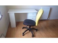Office Chair Adjustable Swivel High Back Mesh Chair Computer Desk Chair for Home and Office Working