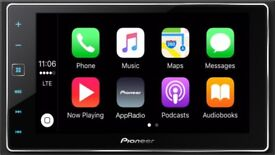 Pioneer SPH-DA120 - Apple CarPlay, Bluetooth, AppRadio for Android and Apple phones