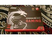 MSI R9 280X Gaming 3GB With box