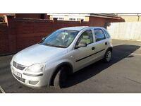 Vauxhall Corsa Life 16v 1.2 Petro