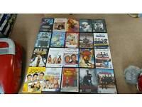 Various DVDS and CDs EMINEM