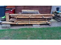 Oak Timber Job Lot