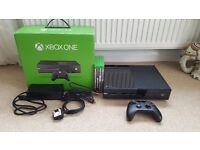 Xbox One 500GB Console plus 4 games