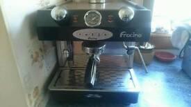 Fracino little gem Espresso machine