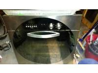 Oven and hob sold together