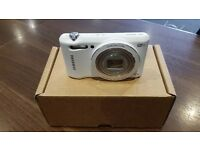 Samsung WB36F 16MP Compact Digital Camera - White.