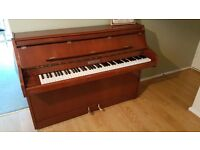 Bentley Concord compact upright piano