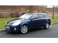 2007 Vauxhall Astra 1.8 i 16v Design 5dr Auto Petrol Estate Part Exchange Welcome