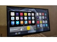 BRAND NEW BOXED LUXOR 50-inch Smart FULL HD 1080P LED TV,built in Wifi,Freeview PLAY,Fully Working