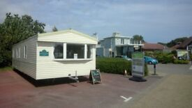 Static Caravan For Sale , Church Farm Holiday Village , Pagham , West Sussex.