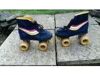 Roller skates vintage size 6