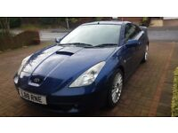FOR SALE TOYOTA CELICA