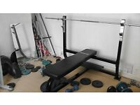 Olympic Heavy Duty Weights Bench