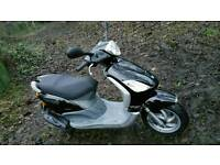 Piaggio fly 50 2008 possible delivery may p/x