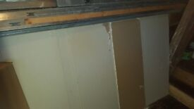Plaster, Plasterboard and Metal stud framing £20 Jarrow cheap