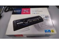Sony MEX-BT2900 Car Stereo with Bluetooth, MP3, AUX input
