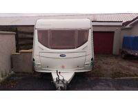 Lunar Chateau 500 all season 5 berth caravan 2006