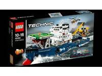 Lego Technic Explorer Ship