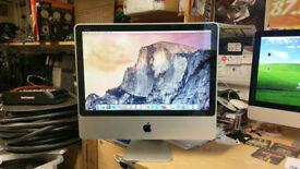"Mid 2007 iMac 20"""