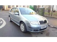 Diesel 2004 Skoda Fabia Ambiente 1.4 TDI PD 75 5 Door 11 Month MOT Immaculate Condition