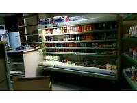 Refigerated shop display chiller fidge mult deck