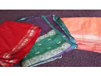 INDIAN SAREE & RAJASTHANI LEHENGA SAREE
