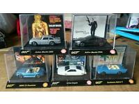 JAMES BOND 007 CAR COLLECTION