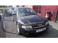 Audi A4 1.9tdi and Rover 75 2.0 v6 for sale