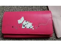 GENUINE Pink Radley purse.