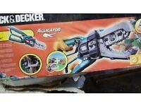 black and Decker alligator