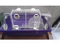 Mouse or hamster tank