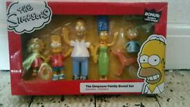 The Simpsons Family Boxed Set